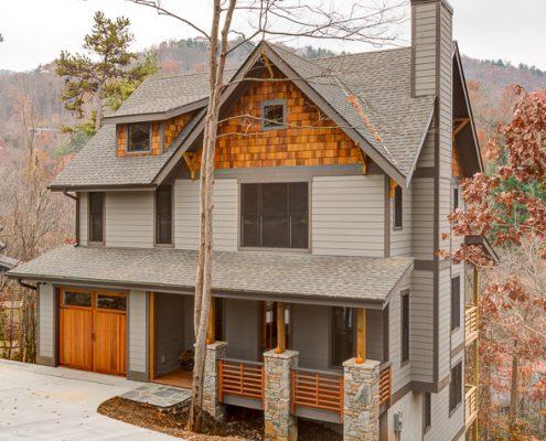 Tupelo green home design