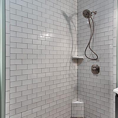 GreenCraft | Tupelo | Shower