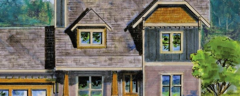 """Gold"" Craftsman Award winner at the 2011 Asheville Parade of Homes"