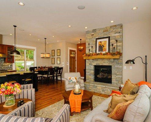 GreenCraft | Wooten | Living Room