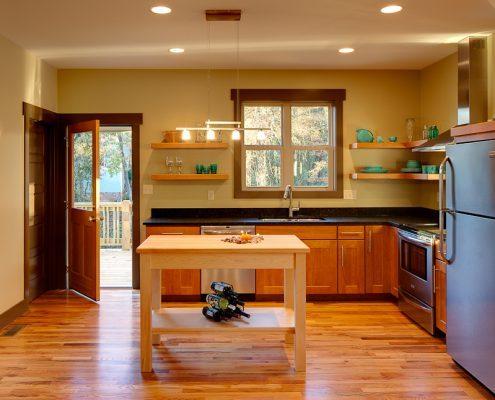 Parade of Homes Winner-custom kitchen