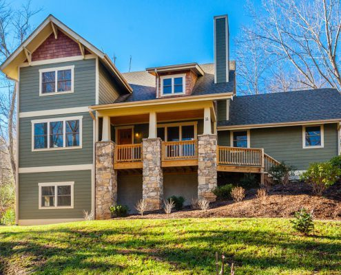 11 Wolfe Cove Rd. Asheville NC