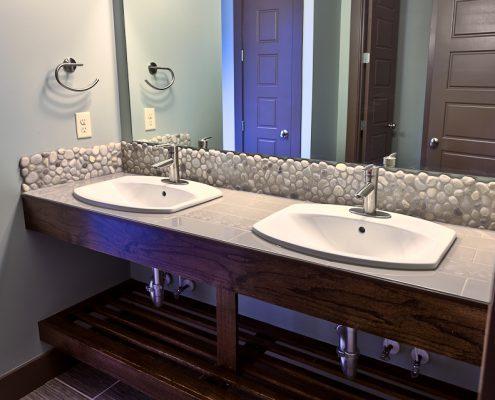custom sink design